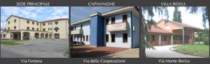 Strutture Fondazione Stefani