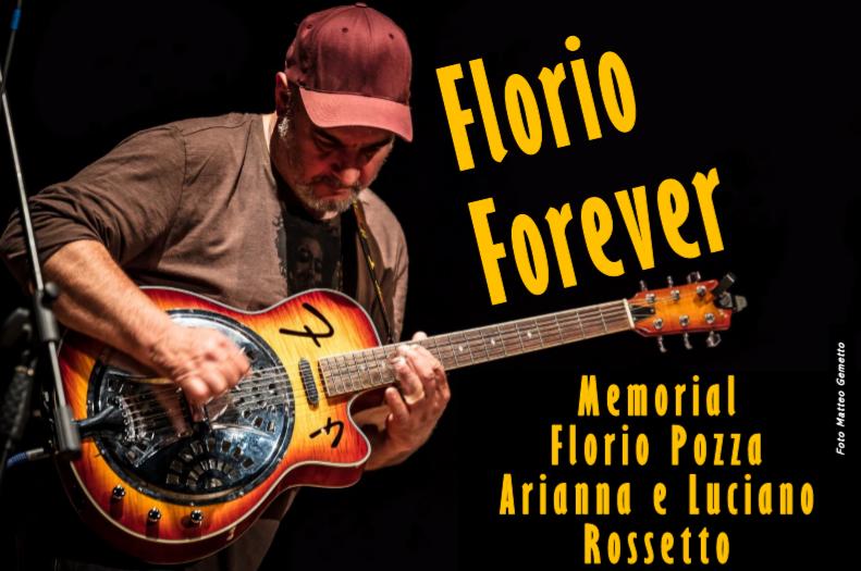Venerdì 22 Maggio: Concerto Memorial per Florio Pozza, Arianna e Luciano Rossetto